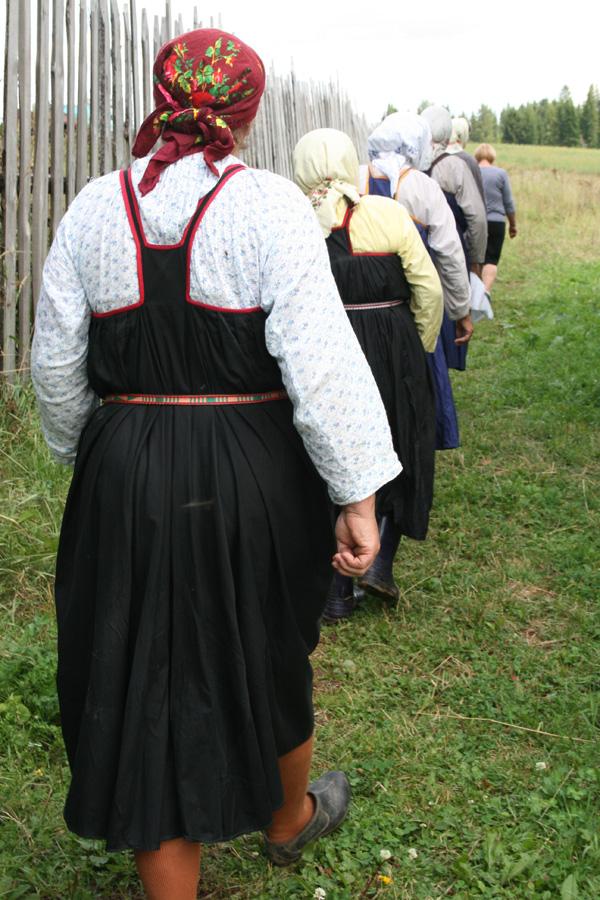 Одежда Села