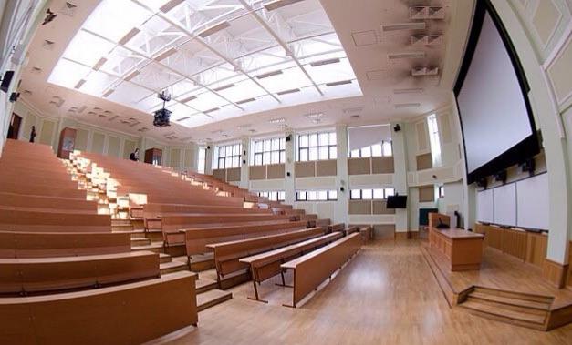 Расположение аудиторий